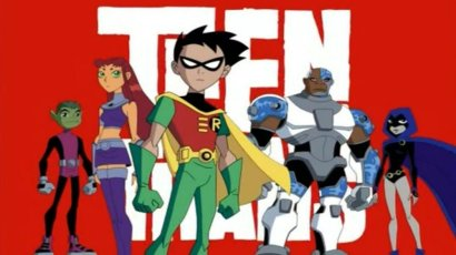 Image result for teen titans