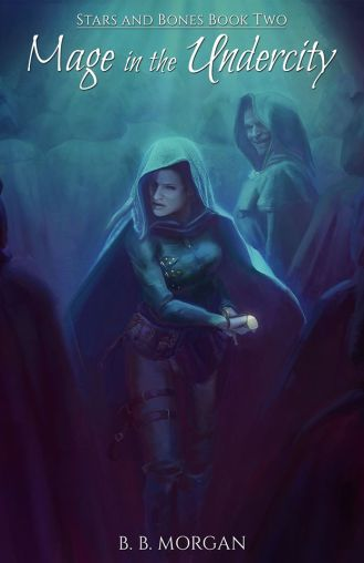 Mage in the Undercity Cover